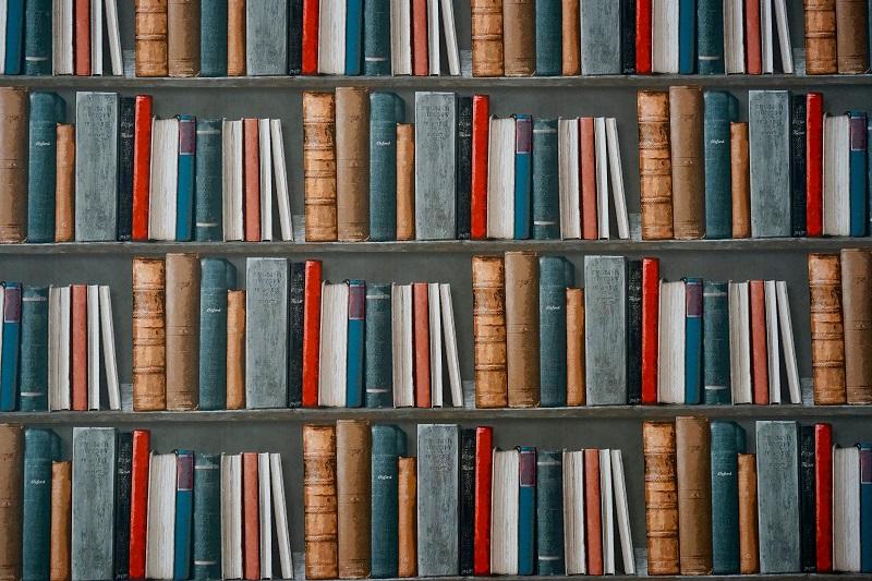 11 Plus English Exams bookcase