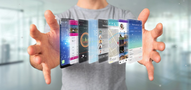 How to become a mobile app developer, app template