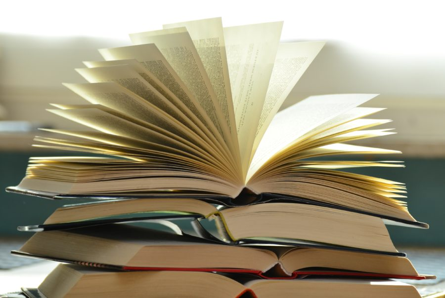 Top 10 tips on Developing Study Skills. Books open