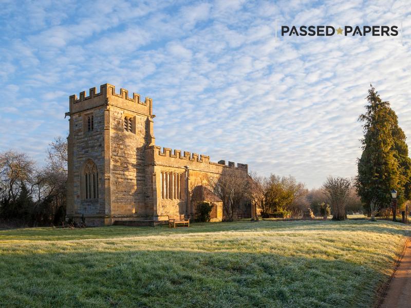 Warwickshire 11 Plus Guide. Warwick castle.