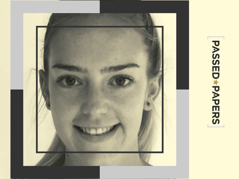 Chloe Smith in data science picture
