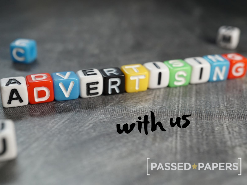 Advertise with us in blocks