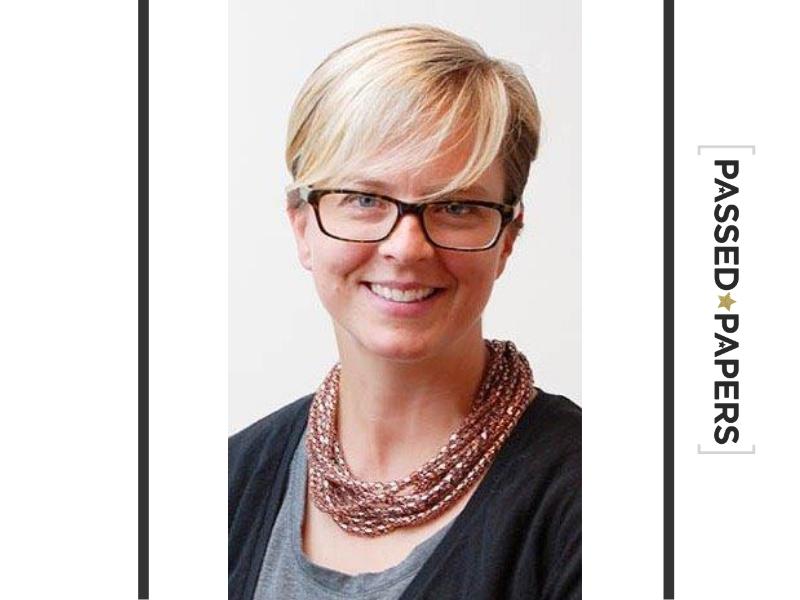 Nora Kensington, Manager Information and Data Management