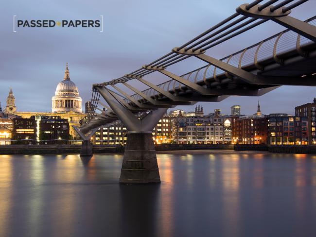 Bridge over Thames Best London Schools 2021