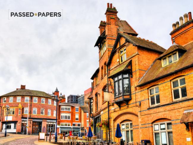 Buildings for Best East Midlands Schools 2021