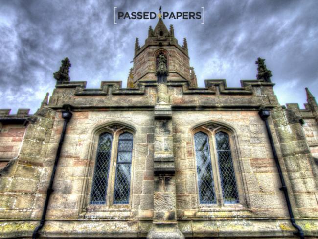 Gothic Church Best West Midlands Schools 2021