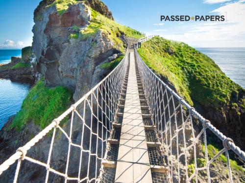 rope bridge best northern ireland schools 2021