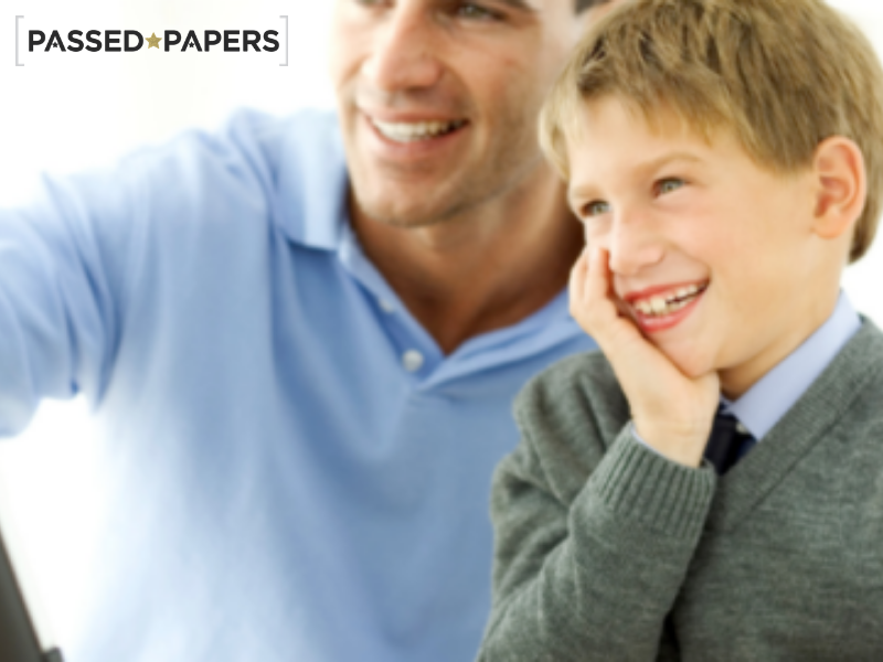 Tutor with young boy 11 plus tutor cost guide